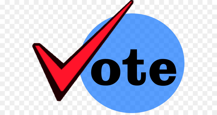 Vote clipart transparent png free stock Election Day png download - 631*472 - Free Transparent Voting png ... png free stock