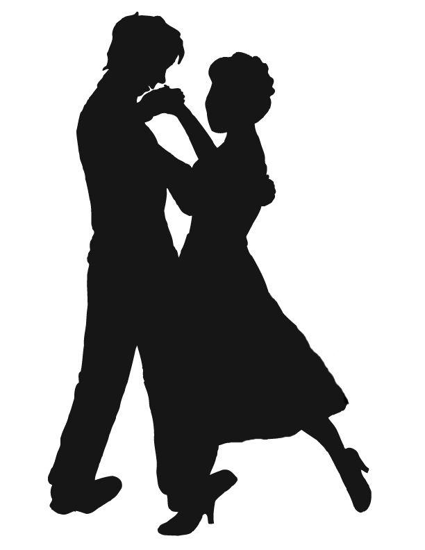 Ballroom dancing silhouette clipart clip transparent download Ballroom Dancing Clip Art | art | Silhouette art, Silhouette clip ... clip transparent download
