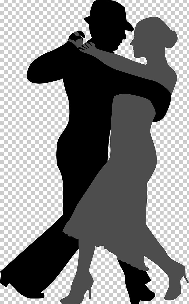 Ballroom dancing silhouette clipart vector freeuse Tango Ballroom Dance Silhouette PNG, Clipart, Ballet Dancer ... vector freeuse