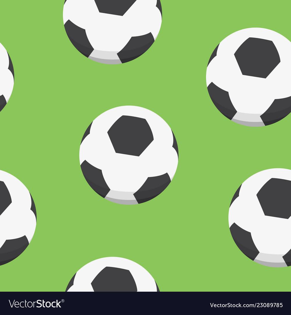 Balls cliparts vector banner black and white stock Sport background design soccer balls banner black and white stock