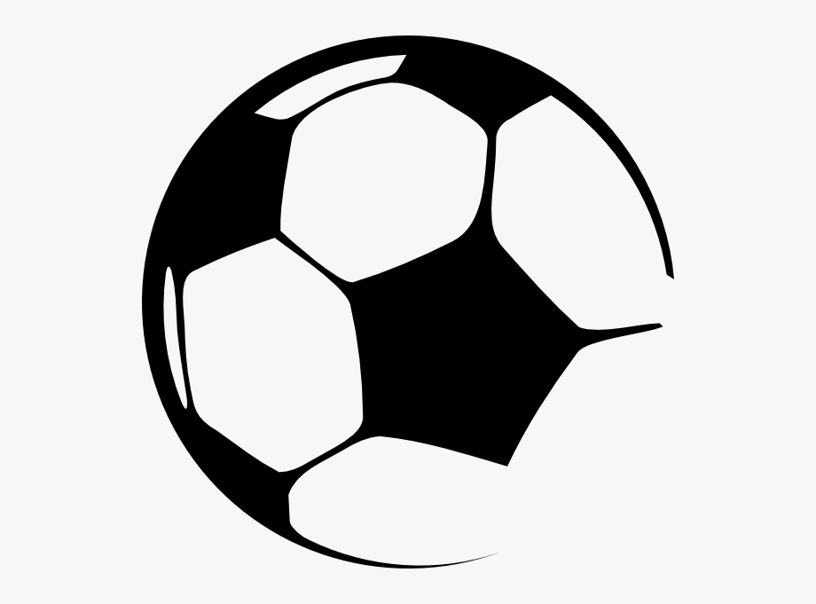 Balls cliparts vector clipart freeuse stock Soccer Ball Clipart Black And White - Soccer Ball Vector Png #708120 ... clipart freeuse stock