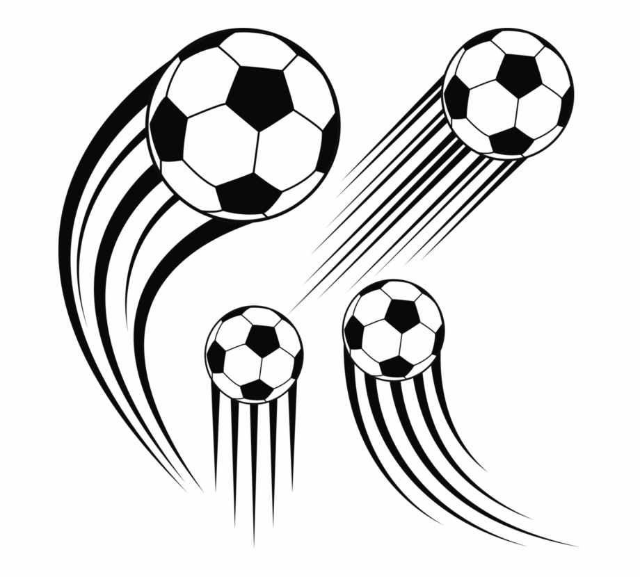 Balls cliparts vector graphic freeuse download Players Clipart Line Art Football - Soccer Ball Vector Png Free PNG ... graphic freeuse download