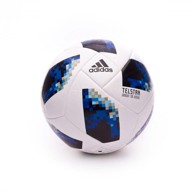Balon de futbol rusia 2018 clipart clipart black and white library Balón World Cup 18 Argentina Telstar 2017-2018 White-Black clipart black and white library