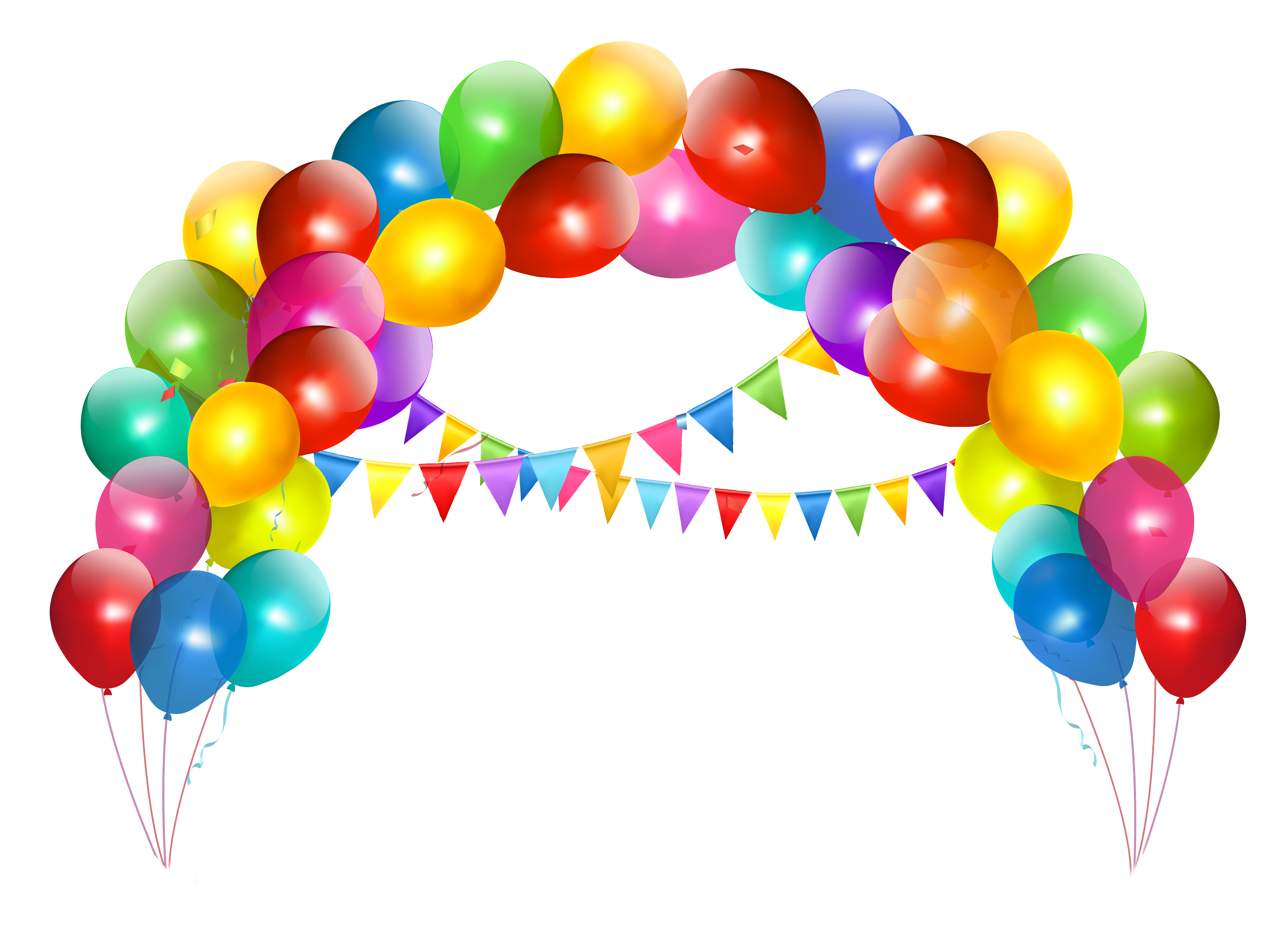 Free balloons clipart free Balloons Clip Art Transparent Background | Clipart Panda - Free ... free