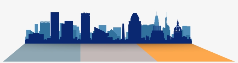 Baltimore skyline clipart image freeuse library Clipart Transparent City Silhouette At Getdrawings - Baltimore ... image freeuse library