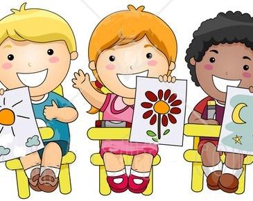Bambini clipart vector freeuse stock Clipart bambini scuola 3 » Clipart Portal vector freeuse stock