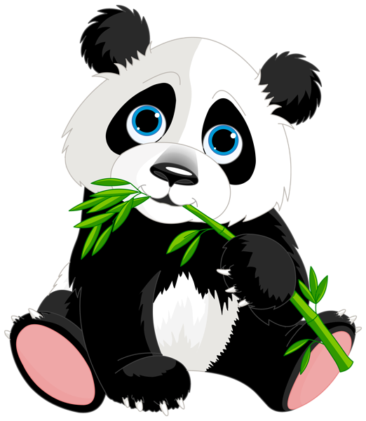 Book burning clipart freeuse download Cute Panda Cartoon PNG Clipart Image | Panda Love ❤ | Pinterest ... freeuse download