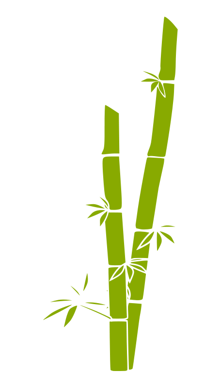 Bamboo forest house clipart clip library download free vector Bamboo | Ok pare | Pinterest | Graphics clip library download