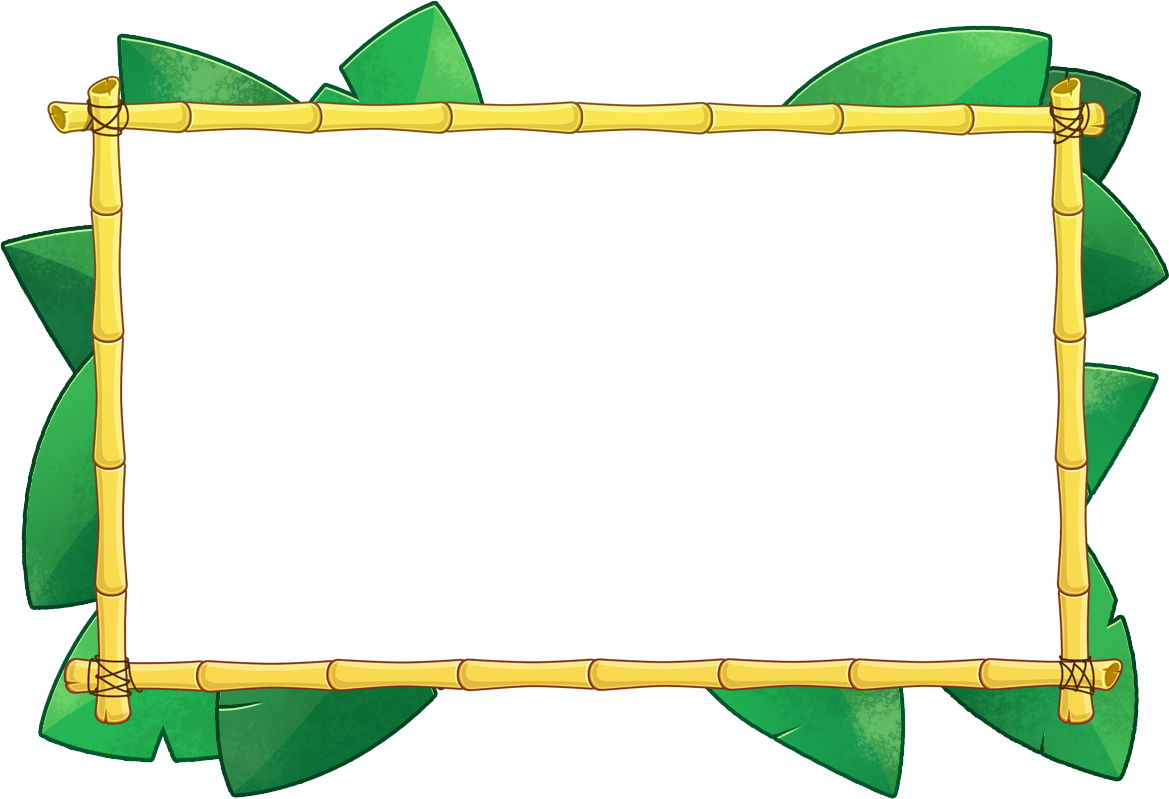 School books border clipart banner transparent stock Tiki Border Vector Bamboo tiki bo | Brainstorming School Fair ... banner transparent stock