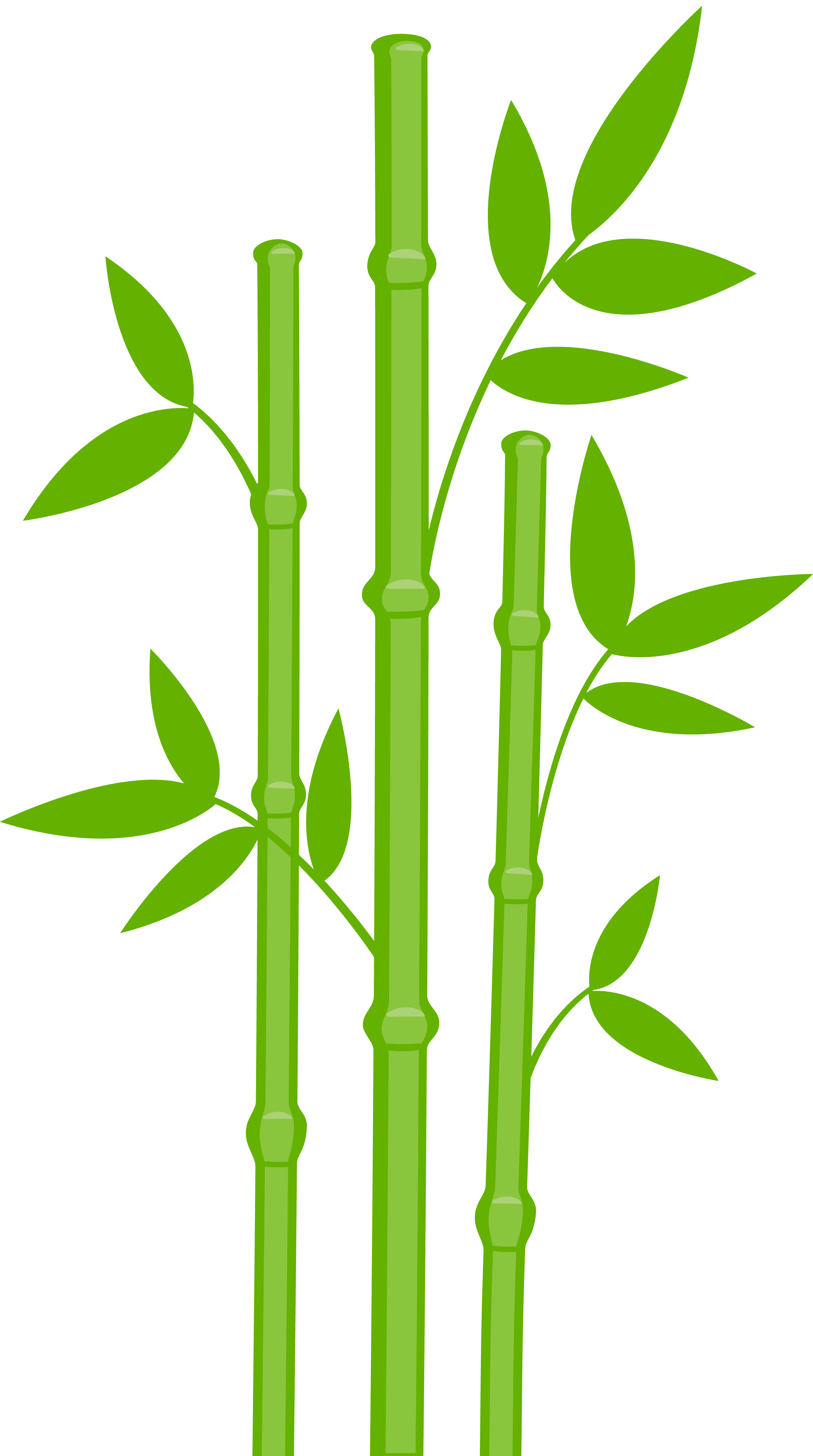 Bamboo tree clipart picture black and white stock Panda Bear 1 - bamboo group.png - Minus | Art | Pinterest | Panda ... picture black and white stock
