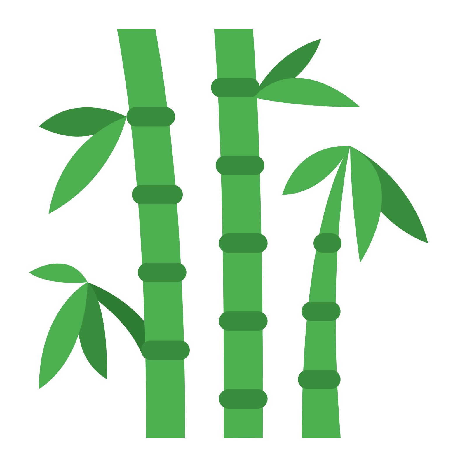 Bamboo house forest clipart image transparent Download Bamboo Leaf Clipart HQ PNG Image | FreePNGImg image transparent