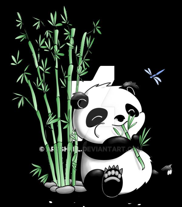 Bamboo house forest clipart vector library stock Panda Eating Bamboo | Panda mania | Pinterest | Panda vector library stock