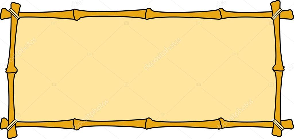 Bamboo sign clipart png library download Collection of 14 free Bamboo clipart boarder bill clipart dollar ... png library download