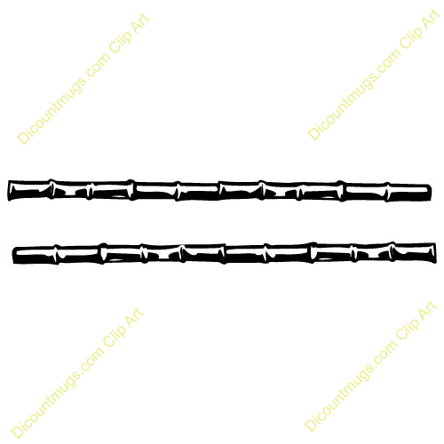 Bamboo stick bamboo clipart black and white vector download Bamboo Stick Clipart Black And White vector download