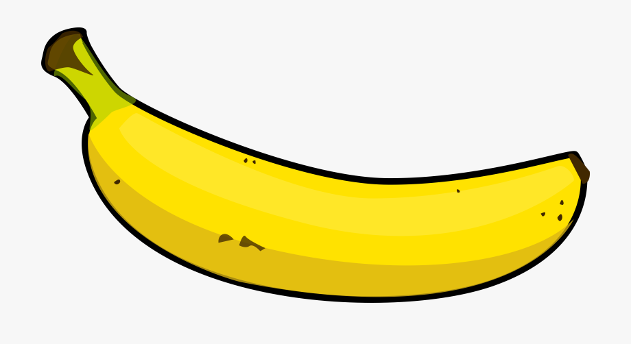 Bbannana clipart graphic library download Good Banana Clipart & Look At Banana Hq Clip Art Images - Clipart ... graphic library download