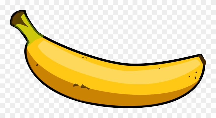 Banana transparent clipart clipart freeuse Banana Clip Art Background - Transparent Background Banana Clipart ... clipart freeuse