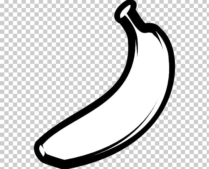 Banana black and white clipart clip library stock Muffin Banana Black PNG, Clipart, Banana, Banana Outline Cliparts ... clip library stock