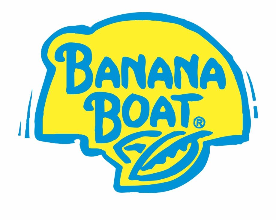 Banana boat sunscreen clipart banner library download Banana Boat Logo Png Transparent - Banana Boat Logo Png Free PNG ... banner library download