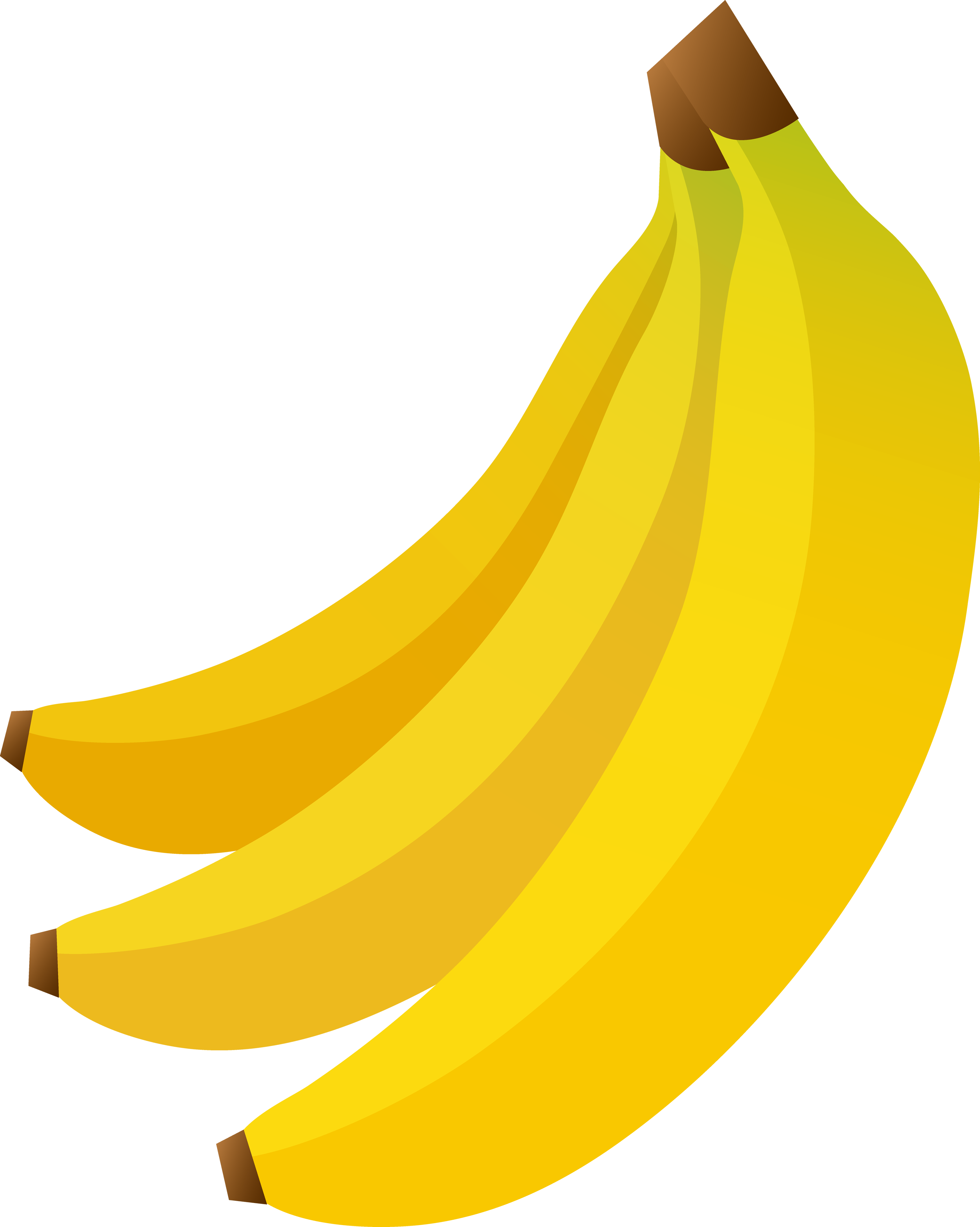Banana bunches clipart banner free stock Banana PNG image, free picture downloads, bananas banner free stock