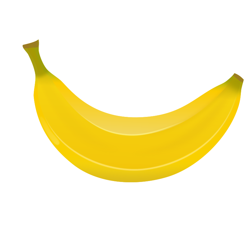 Banana heart clipart image library download Banana Seven | Isolated Stock Photo by noBACKS.com image library download