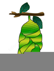 Banana hungry caterpillar clipart clip art royalty free stock Caterpillar Eating Clipart   Free Images at Clker.com - vector clip ... clip art royalty free stock