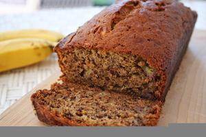 Banana nut bread clipart clip free download Banana Nut Bread Clipart   Free Images at Clker.com - vector clip ... clip free download