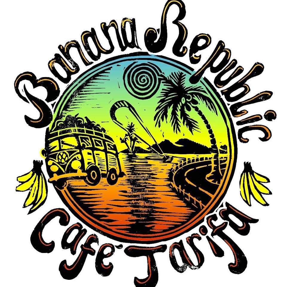 Banana republic logo clipart image freeuse Banana Republic Café Tarifa - Tarifa Trip image freeuse
