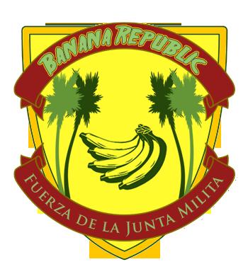 Banana republic logo clipart vector black and white Banana republic flag clipart images gallery for free download ... vector black and white