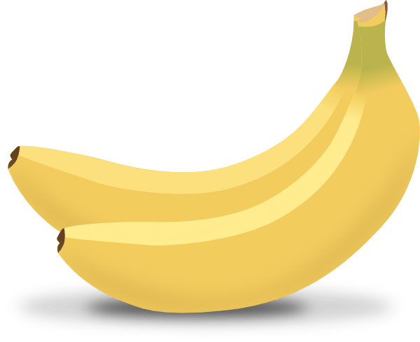 Banana slice clipart png transparent download Banana Slice Cliparts - Cliparts Zone png transparent download