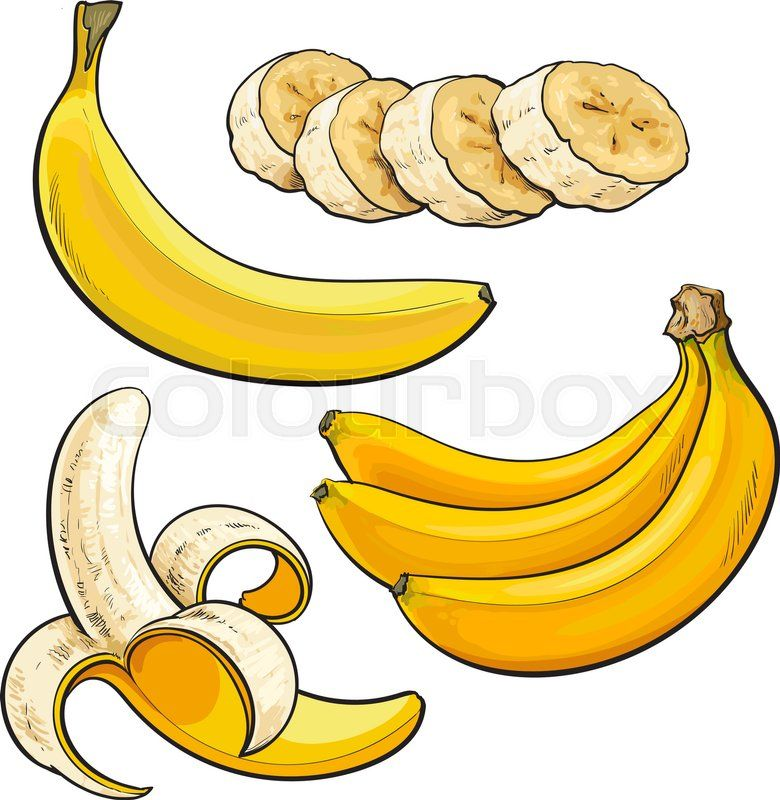Banana slice clipart banner free stock Pin by Genevieve St. Charles on Skateboard decks in 2019 | Banana ... banner free stock
