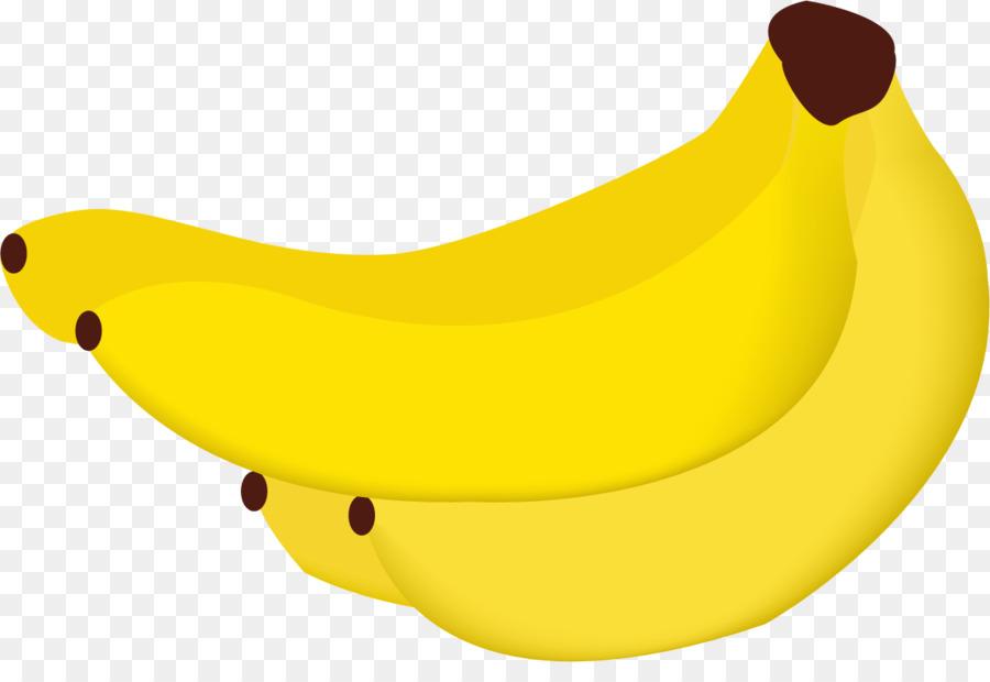 Banana transparent clipart jpg royalty free stock Banana Cartoon clipart - Banana, Yellow, Food, transparent clip art jpg royalty free stock