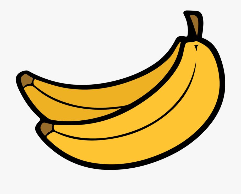 Banana transparent clipart banner free Medium Image Png - Transparent Background Banana Clipart #138271 ... banner free