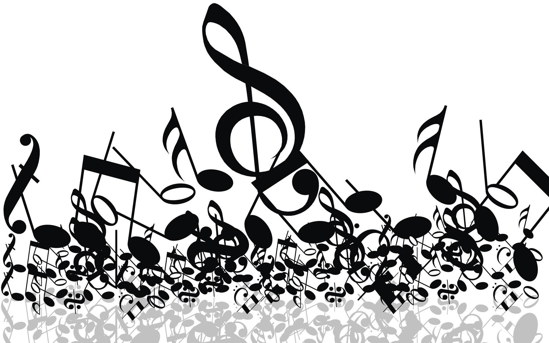 Spring band music clipart black and white clipart black and white library Free spring concert clipart band image 2 – Gclipart.com clipart black and white library