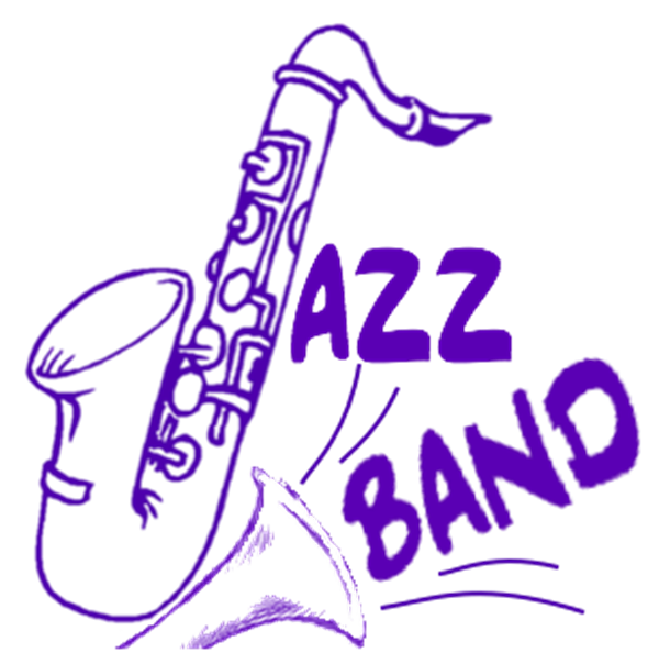 Band money clipart png stock Jazz Band png stock