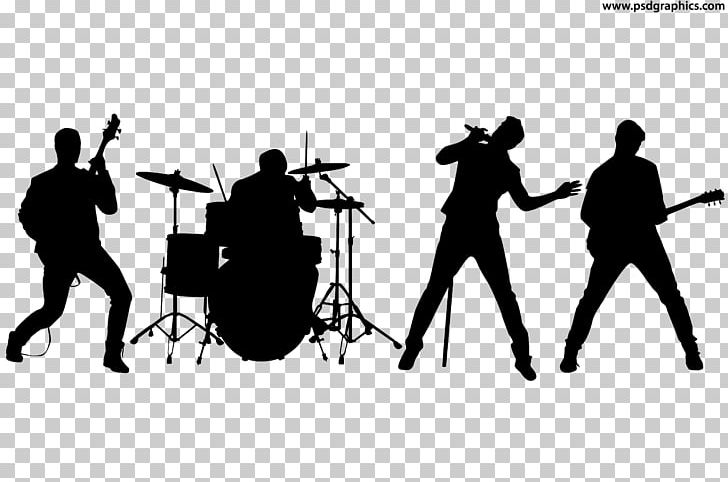 Band silhouette clipart clip art transparent library Rock Band Silhouette Musical Ensemble PNG, Clipart, Angle, Band ... clip art transparent library