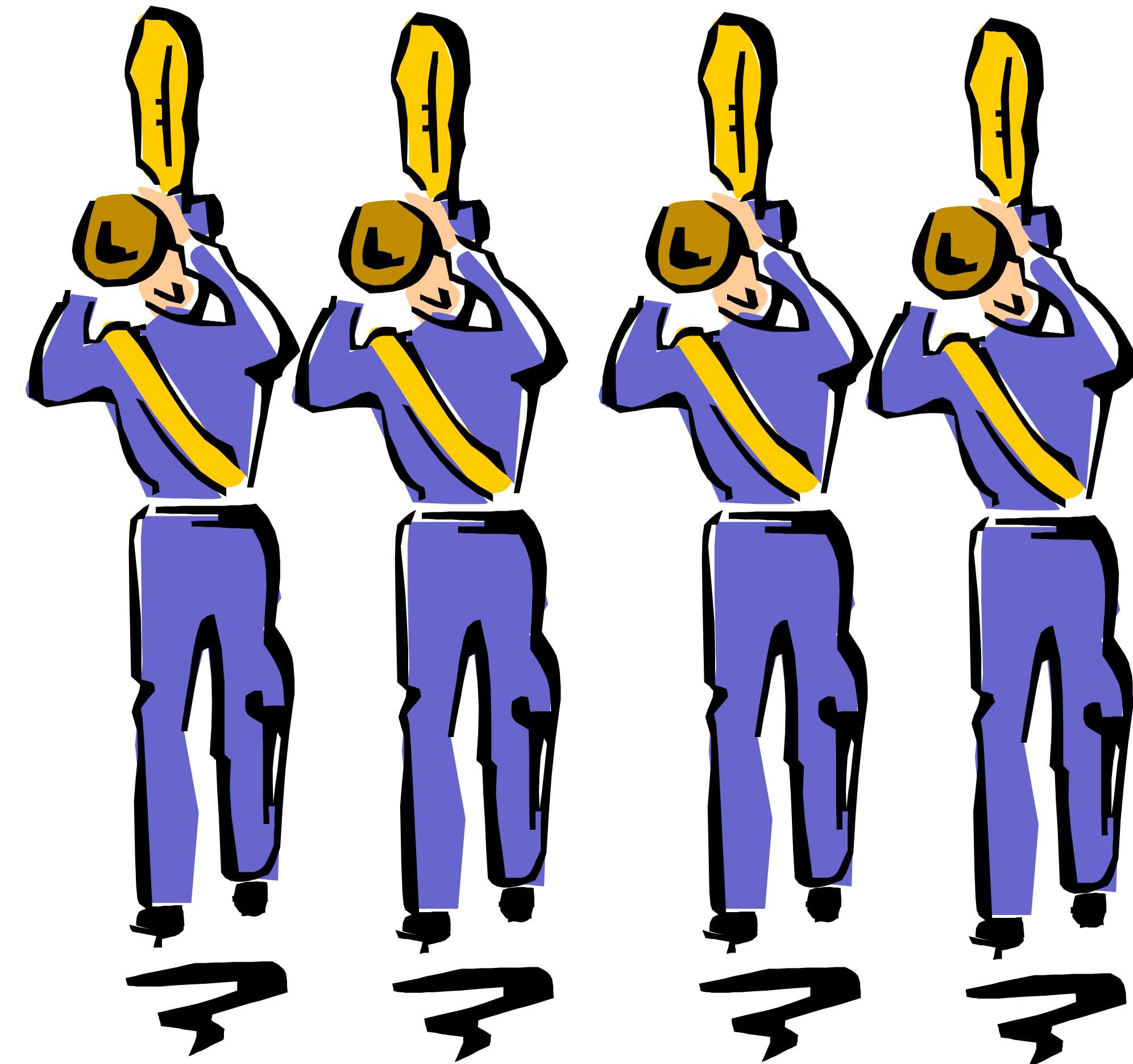 Band trophy clipart free svg free download Band Clip Art Free | Clipart Panda - Free Clipart Images svg free download