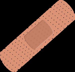 Clipart bandaid image black and white stock Band Aid Clip Art Illustrationsof Royalty Free - ClipArt Best ... image black and white stock