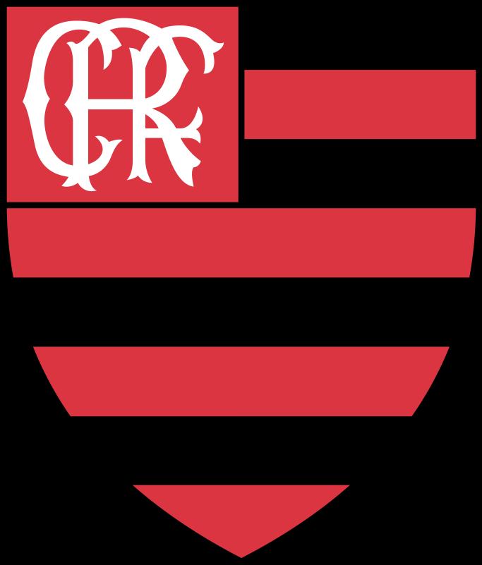 Bandeira do flamengo clipart svg freeuse download HD 1895 A - Clube De Regatas Do Flamengo Transparent PNG Image ... svg freeuse download