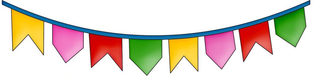 Bandeirinhas festa junina clipart banner stock festa junina vetor preto e branco - Pesquisa Google | Clipart ... banner stock