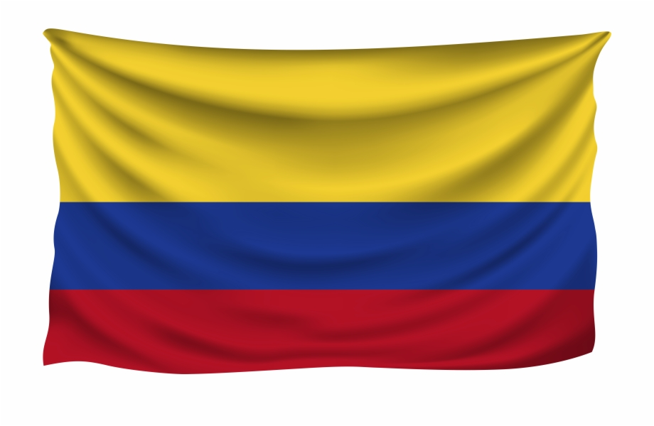 Bandera colombia clipart graphic transparent download Colombia Flag Png - Colombia Flag Transparent Background Free PNG ... graphic transparent download