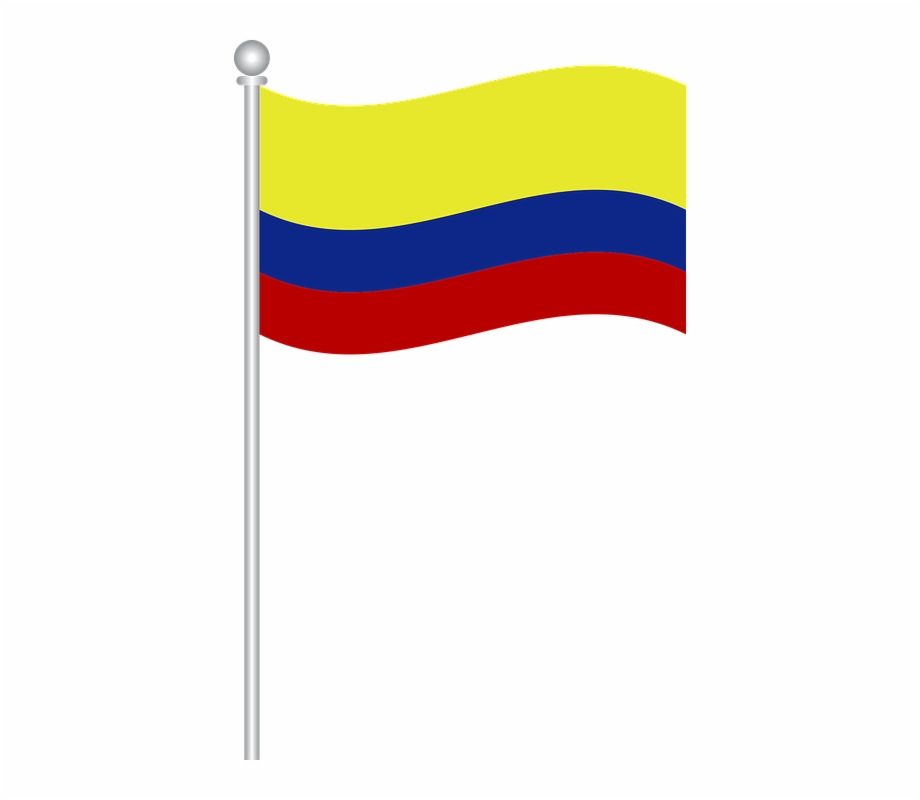 Bandera colombia clipart picture library Bandera De Colombia Png Bandera De Colombia Dibujo - Clip Art Library picture library