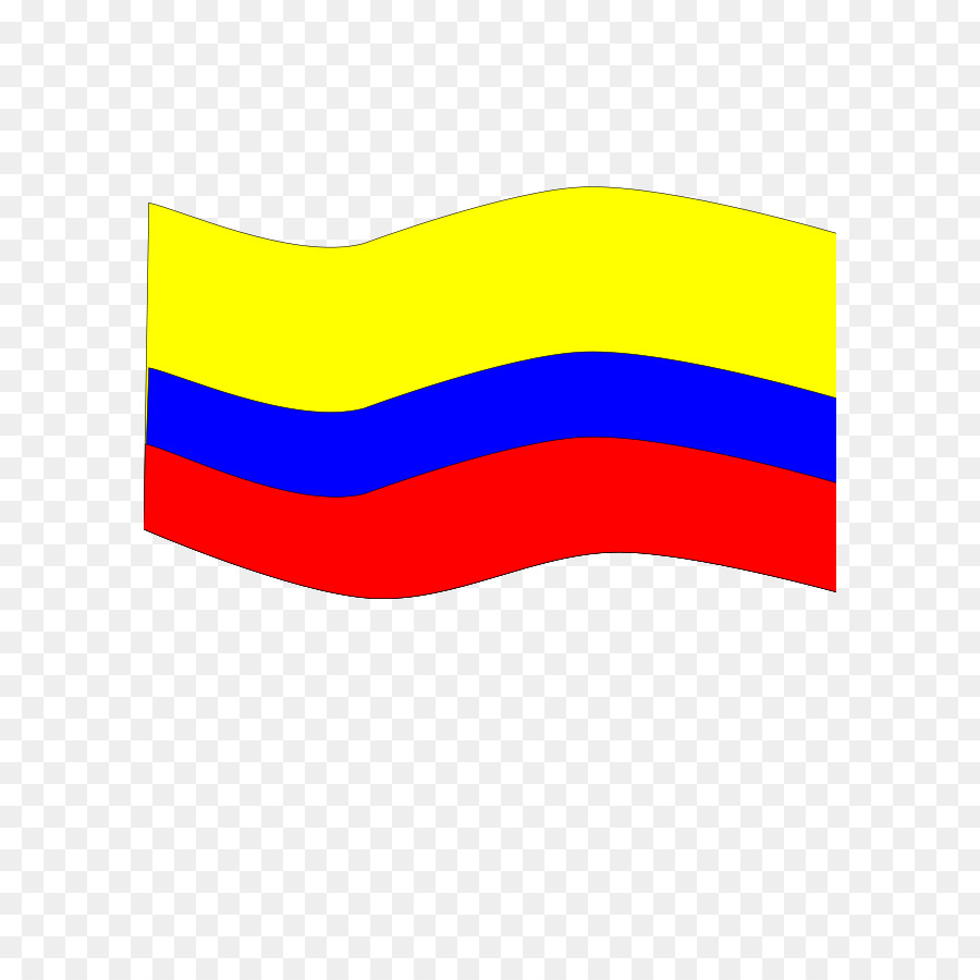 Bandera colombia clipart clip freeuse download Flag Cartoon png download - 636*900 - Free Transparent Colombia png ... clip freeuse download