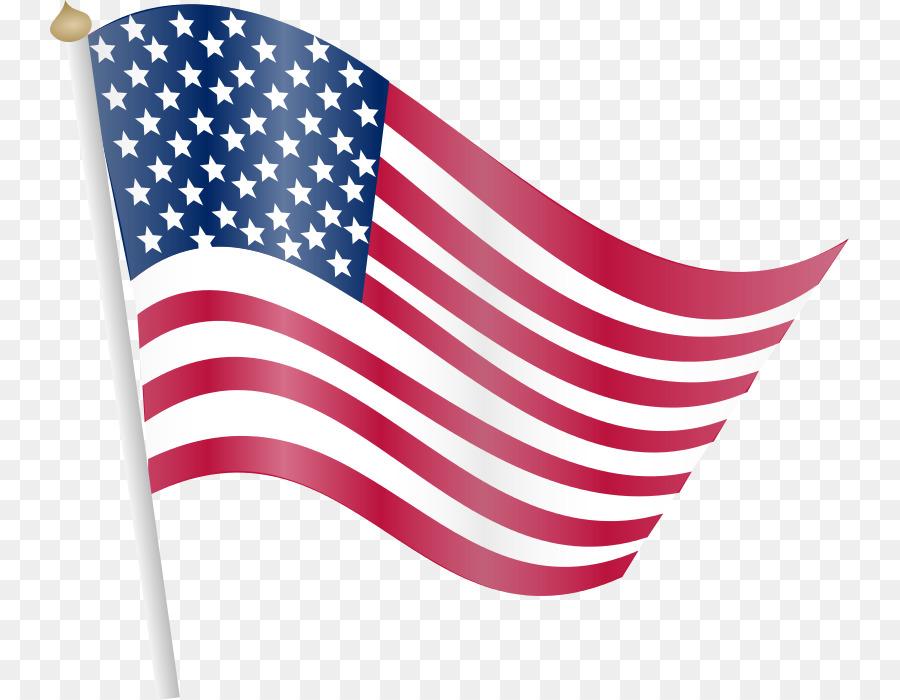 Bandera de estados unidos clipart vector freeuse library Estados Unidos, Bandera De Los Estados Unidos, Bandera imagen png ... vector freeuse library
