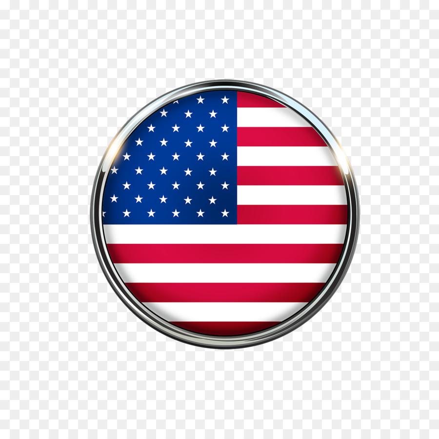 Bandera de estados unidos clipart clip download Flag Cartoon clipart - Circle, Emblem, Pattern, transparent clip art clip download
