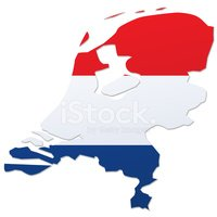 Bandera de holanda clipart vector transparent Mapa DE Bandera DE Países Bajos vectores en stock - Clipart.me vector transparent