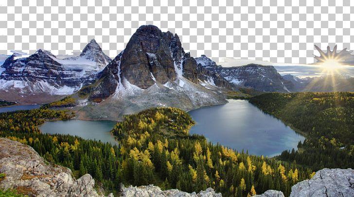 Banff national park clipart clip free stock Mount Assiniboine Yoho National Park Mount Robson Provincial Park ... clip free stock