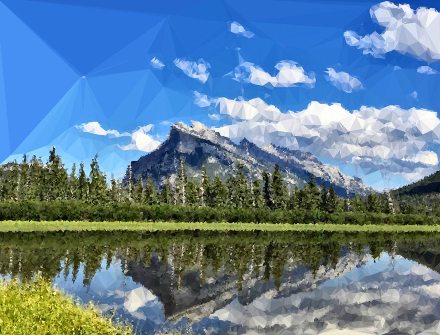 Banff national park clipart clip transparent download Park, Nature, Sky, transparent png image & clipart free download clip transparent download