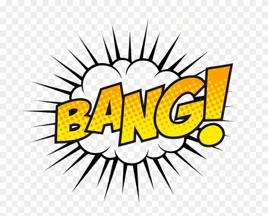 Explosao clipart svg freeuse stock Bang Explosão Explosion @lucianoballack - Bang Logo Clipart (#437438 ... svg freeuse stock