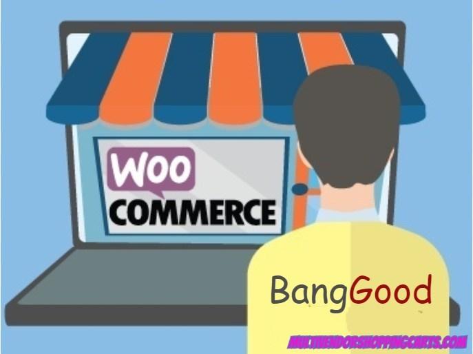 Banggood logo clipart png black and white download Setup a Banggood Dropshipping Store with WooCommerce png black and white download