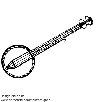 Banjo pictures clip art royalty free stock Banjo Clip Art Page 1 royalty free stock